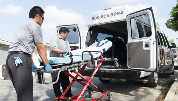 how much do medical transportation drivers make